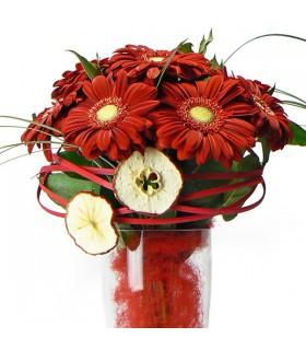 bouquet-gerberas