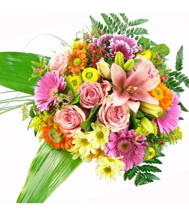 Bouquet Rainbow