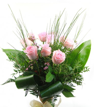 Ramo de Roses Rosades