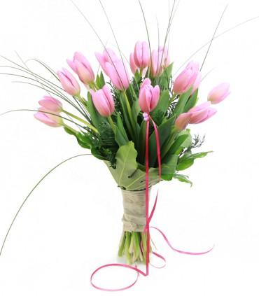 Tulipes Rosades