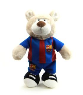 Ós peluix Barça
