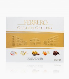 Ferrero Golden Gallery