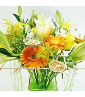 flores & limón