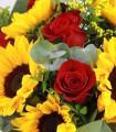 Girasols i Roses