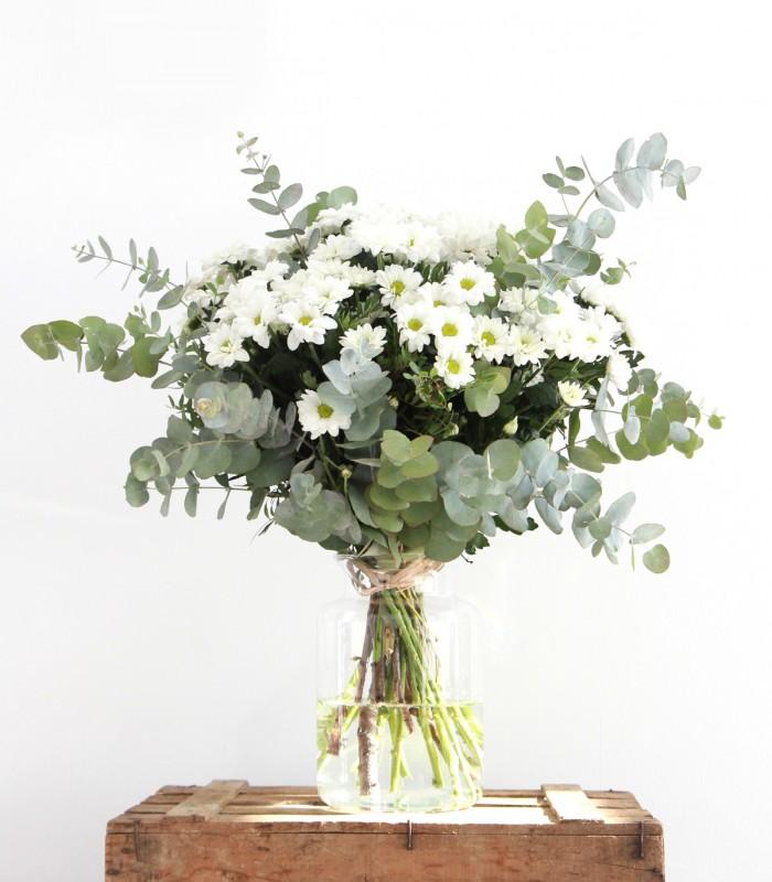 Bouquet Margarides Blanques