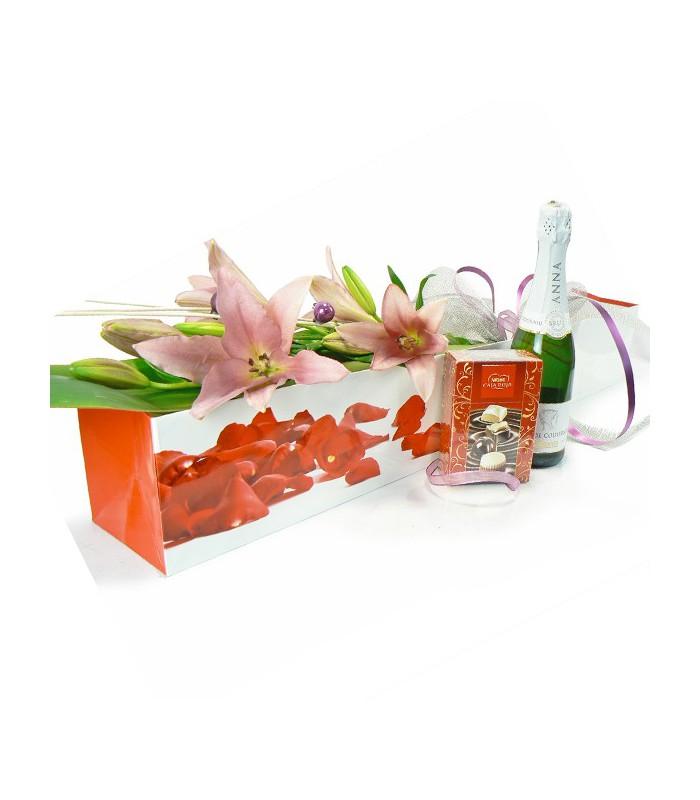 Pack Liliums Rosa