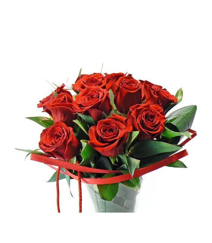 Bouquet 12 rosas