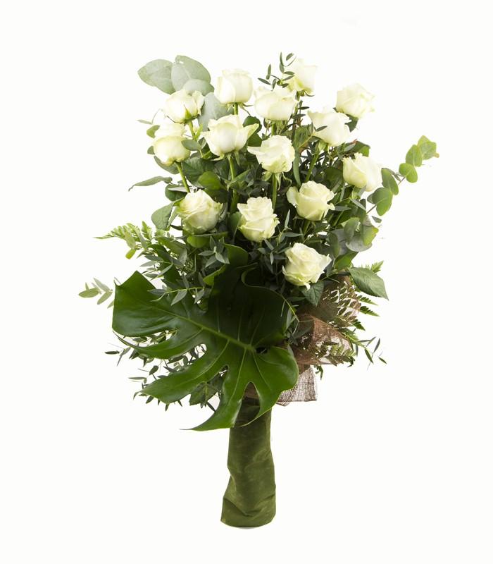 Ramo Rosas Blancas