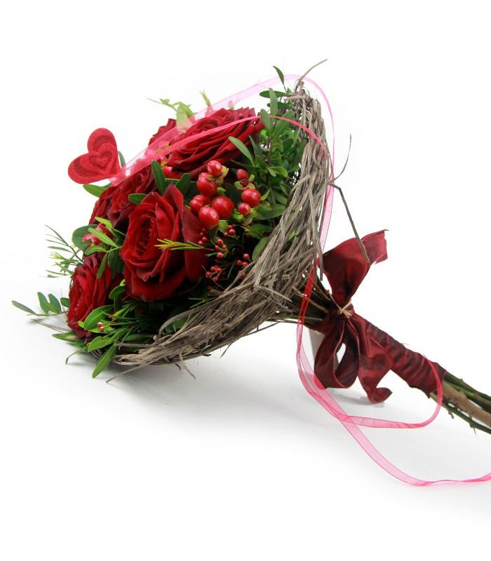 Rosas San Valentín