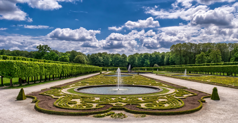 Curiosidades sobre los primeros jardines historia de la for Historia de los jardines verticales
